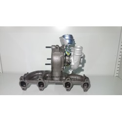 Turbo Volkswagen Golf IV 1.9 TDI 81 KW