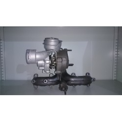 Turbo Volkswagen Golf IV 1.9 TDI 96 KW